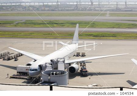 飞机 跑道 仲夏 104534