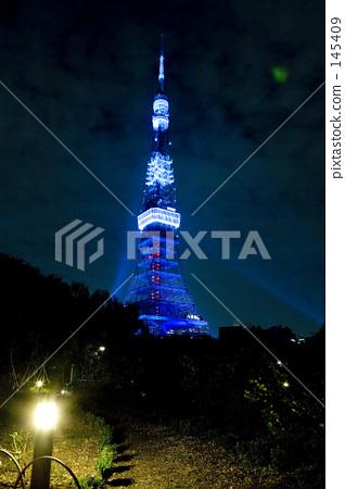 东京铁塔 东京塔 风景