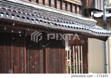 日本风格顶部素材