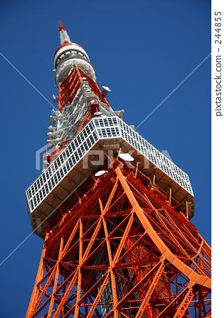 电视塔 塔 东京铁塔