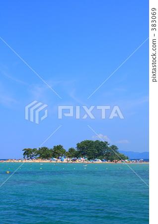 蓝天 蓝色 蓝蓝的天空-图库照片 [383069] - pixta
