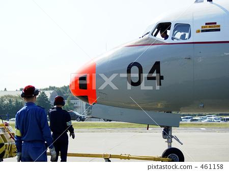 飞机 飞行员 劳动人民-图片素材