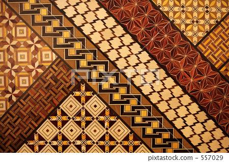 图库照片: 背景材料 背景素材 镶嵌细木工