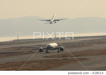 飞机 客用飞机 起飞