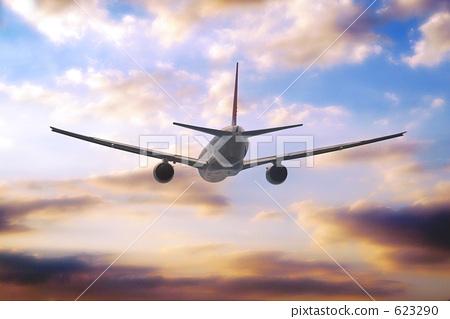 喷气式飞机 客用飞机 飞机