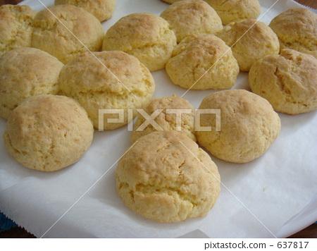 西式甜点 糕点 烤饼图片