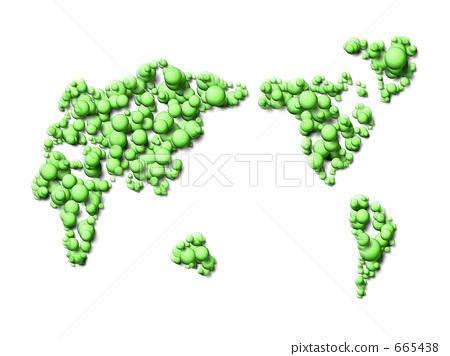 世界地图 装配 范围