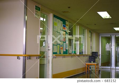 办公室玩护士囹f_图库照片: 医院 护士站 护士办公室