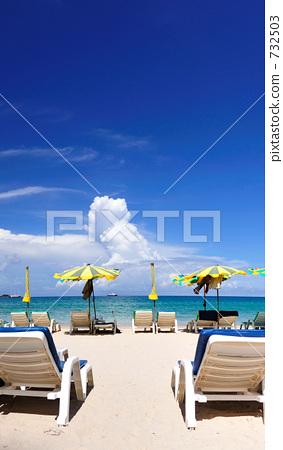 淘宝网图片轮播素材沙滩椅