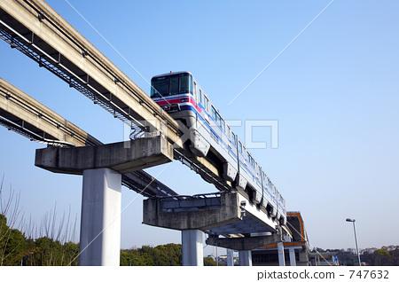 单轨 大阪单轨铁路 轨道