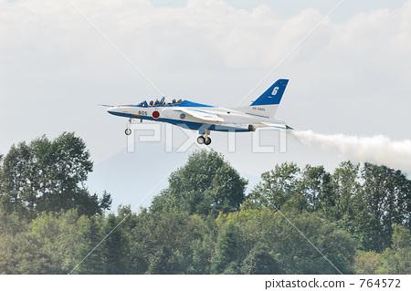 飞机 日本航空自卫队 蓝色冲击波