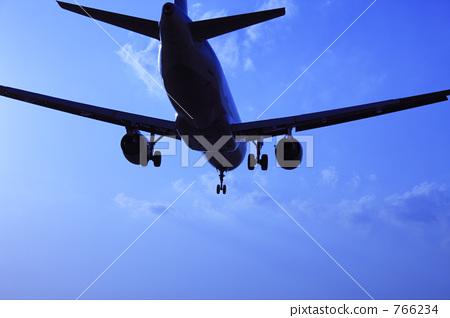 飞机 大型喷气式客机 客用飞机