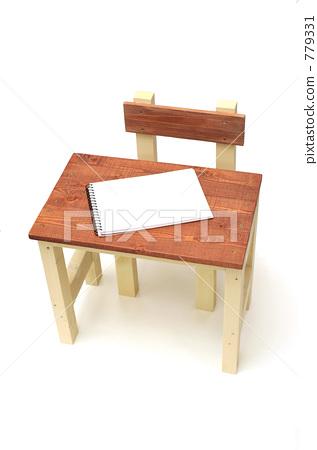室内装饰/家具 椅子 椅子 桌子 办公桌  *pixta限定素材仅在pixta网站