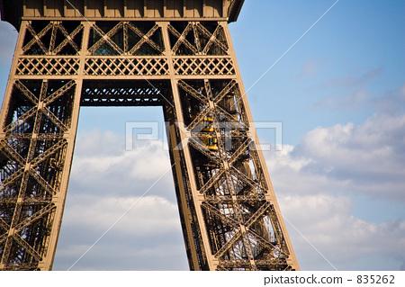 埃菲尔铁塔 电梯 艾菲尔铁塔