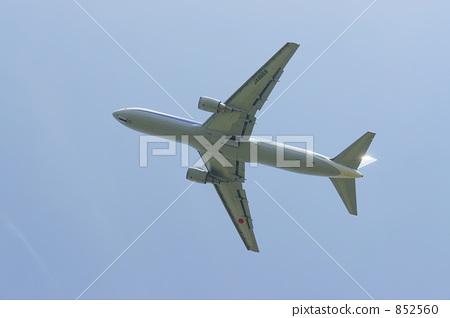 喷气客机 喷气式飞机 起飞