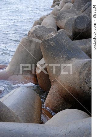 四足动物 大海 海-图库照片 [865134] - pixta