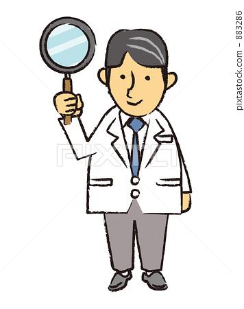 插图素材: 医生 大夫 医师