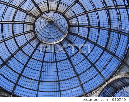 圆形的 圆顶体育场 圆屋顶