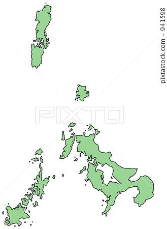 插图 地图学 地图学 对马岛 地图  放大 收藏夹 下载水印图 其他素材
