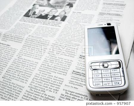 手机 英文报纸 经济报纸