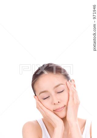 照片素材(图片): 美肌 好皮肤 美容图片