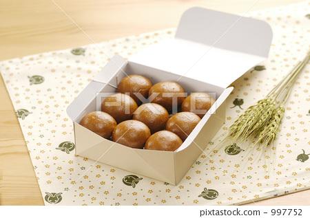 图库照片: 和果子 日本糖果 日式甜点