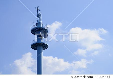 天线杆 无线电塔 天线