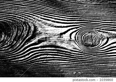 照片素材(图片): 年轮 木制背景 木纹