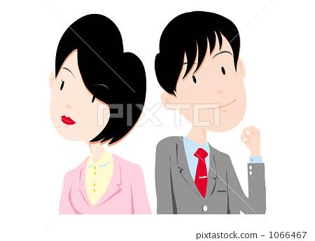 男人 首页 插图 人物 男女 情侣/夫妻 男性 男 男人  *pixta限定素材