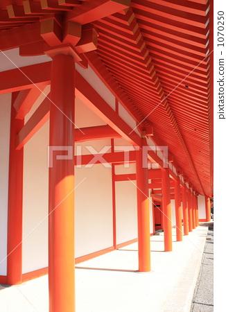 土木 建筑业 古代皇室宫殿 日本风格 日式风格  *pixta限定素材仅在