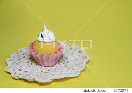 图库照片: 粘土 橡皮泥 甜点