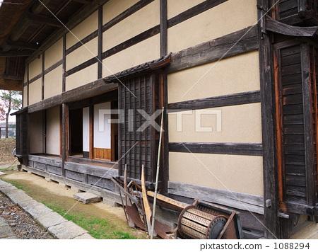 日式房屋 农舍 民居