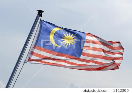 国旗 马来群岛 马来西亚