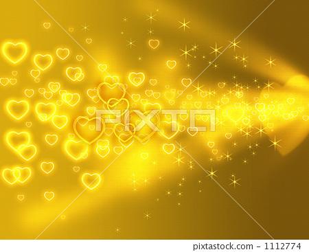 图库插图: 背景 金色 镀金