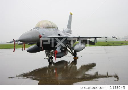 战斗机 飞机 横田空军基地