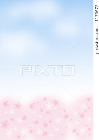 樱花 樱桃树 粉色