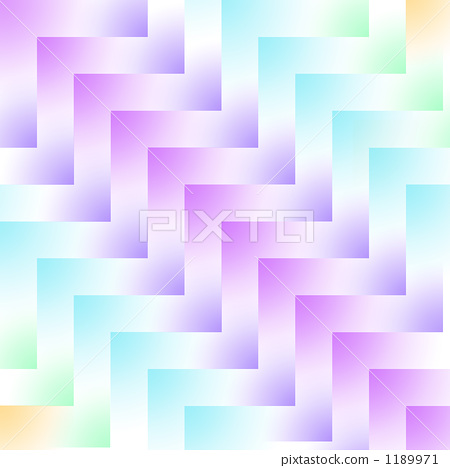 方形 浅蓝 紫色