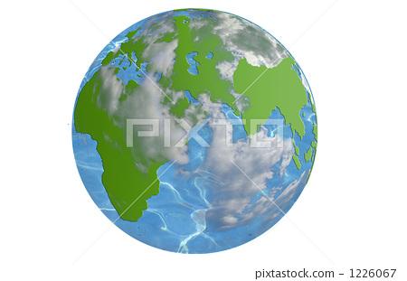 空气污染 地图学 地球