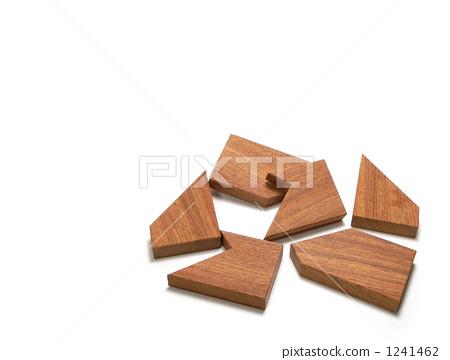 木材加工 木制品 积木
