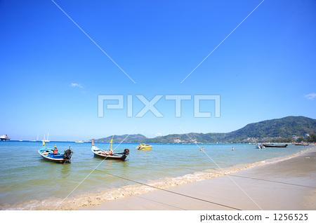 普吉岛 巴东海滩 泰国