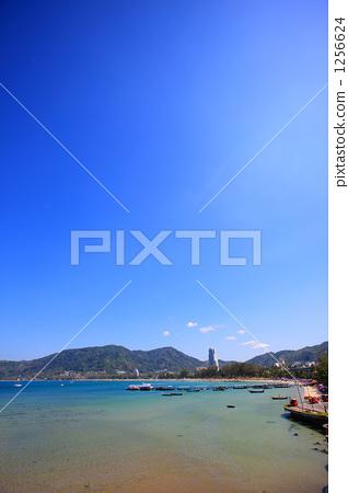 巴东海滩 巴东 普吉岛