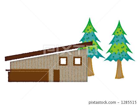木房照片墙设计