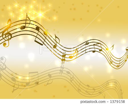 笔记 乐谱 音符