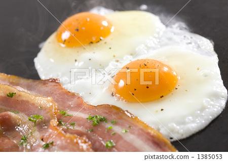 首页 照片 蔬菜_食品 肉 熏肉 培根 熏肉 荷包蛋  *pixta限定素材仅在