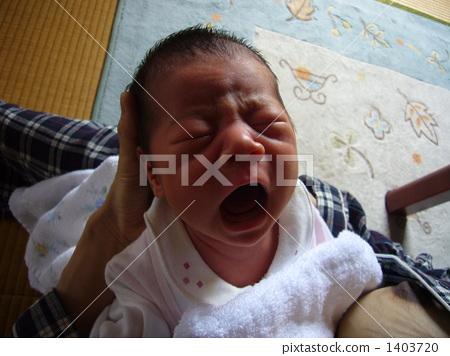 儿童 脸部 婴儿