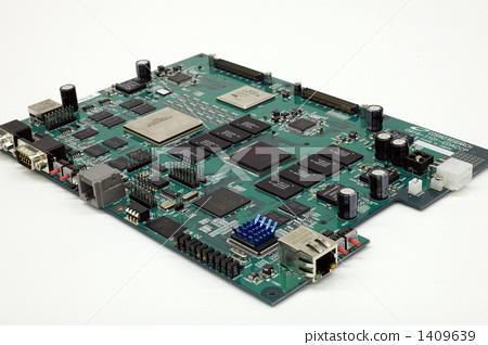印刷电路板 电子学 高科技
