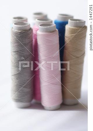 绳子 线轴 线丝-图片素材 [1447291] - pixta