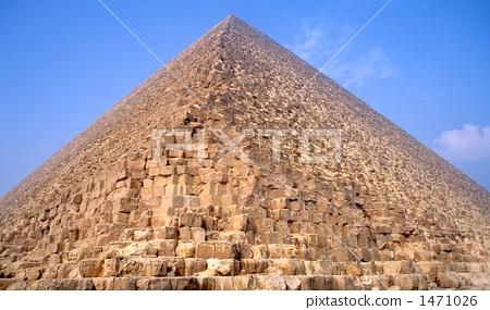 金字塔 埃及 开罗