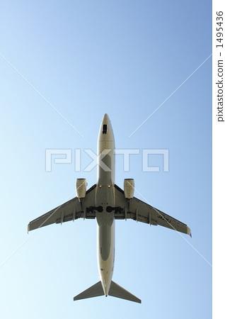 飞机 喷气式飞机 天空