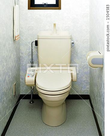 厕所 卫生间 西式马桶